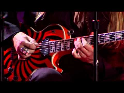 Zakk Wylde- TRIBUTE TO LES PAUL Live From The Ryman Nashville Tennesee Nov. 2009