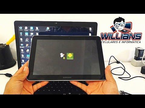 atualizar firmware tablet samsung sm-t110