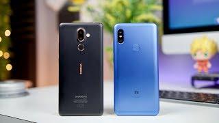 Redmi Note 6 Pro vs Nokia 7 Plus Detailed Camera Comparison