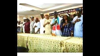 Babajide #Sanwoolu Sanyaolu Declares #Governorship Ambition As Party Members Jubilates