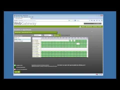 Using Web Gateway