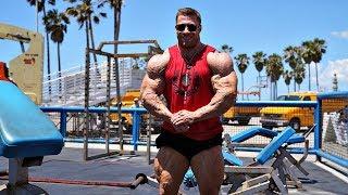 Tim trainiert am Muscle Beach. Ein Vlog aus Los Angeles