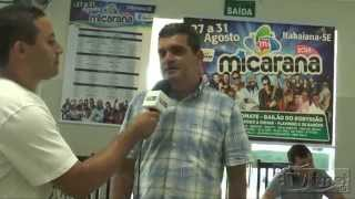 Divulgada a programação da Micarana 2014