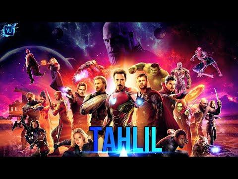 Qasoskorlar Abadiyat Jangi - Tahlil, Marvel Kino Olami