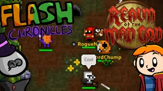 Realm Of The Mad God: Flash Chronicles