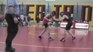 Nico yacobucci/firebird wrestling jv all city meet part 1 thumbnail