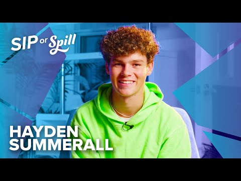 """Hayden Summerall 