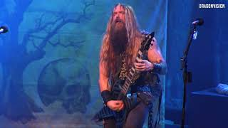 Zakk Wylde Amazing Guitar Solo