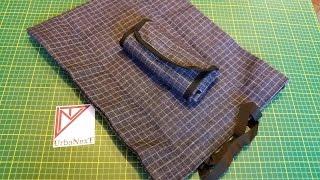 Как сшить складную сумку
