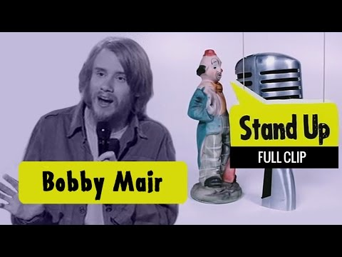 Bobby Mair | Russell Howard's Good News | FULL CLIP