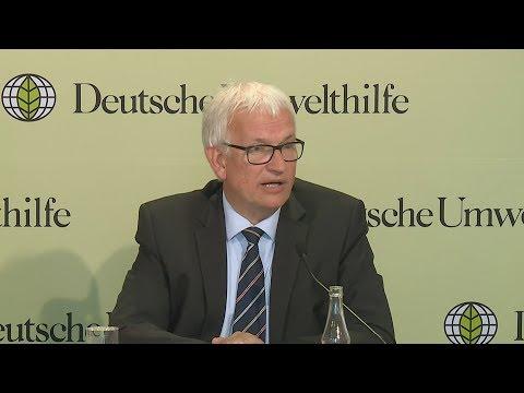 """Jürgen Resch zur Diesel-Affäre: """"Absprachen zwischen politisch Handelnden und Industrie"""""""