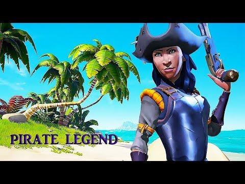 Open Sea | Sea of Thieves (Pirate Legend #37)