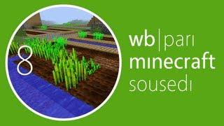 Nejlepší farma v Minecraftu | Sousedi #8, WB paří Minecraft