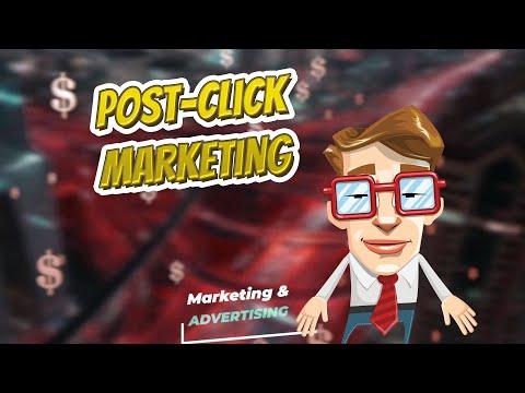 Post click marketing 💲 Marketing & Advertising💲