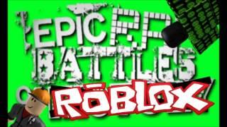 ROBLOX RAP BATTLES: Admin VS Hacker