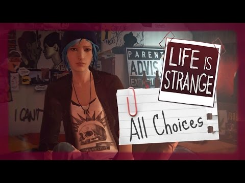 Life Is Strange   All Important Choices   Episode 1   PS4 thumbnail