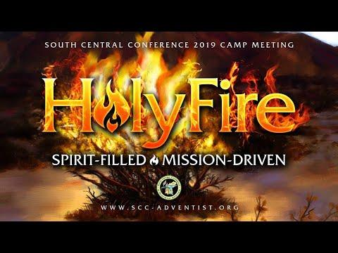 SCC Campmeeting Thursday Evening - 6/13/2019
