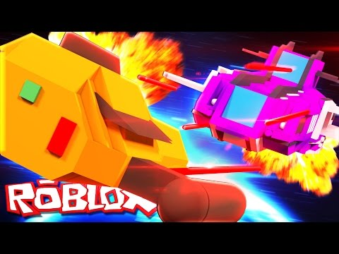 Roblox Adventures - BUILD AND ATTACK WITH YOUR SPACESHIP! (Roblox Galaxy Wars)