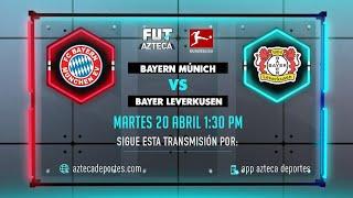 EN VIVO | Bayern Munich vs Leverkusen | Bundesliga