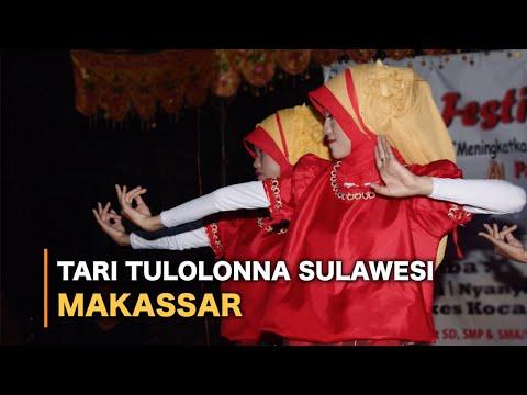 Tari Tulolonna Sulawesi