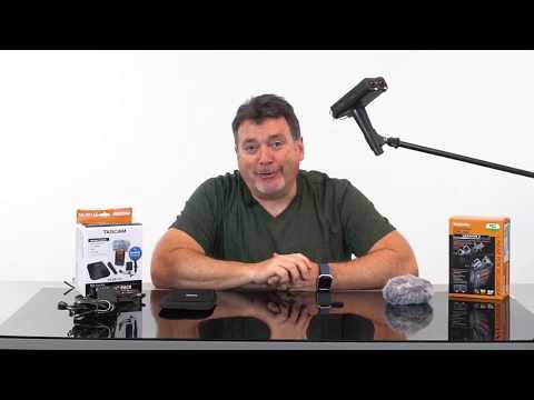 Tascam DR-40 Portable Audio Recorder Review