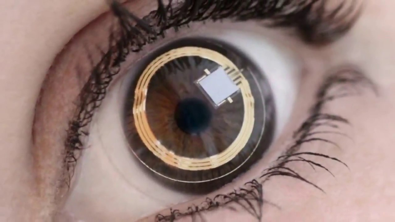 Samsung Contact Lenses With A Built-In Camera Are In The Works pictures