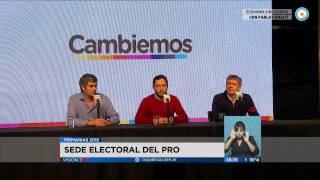 Visión 7 - Primarias 2015: Argentina eligió