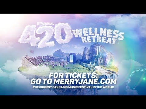 Snoop Dogg & MERRY JANE Announce the 5th Annual 420 Wellness Retreat Tour!