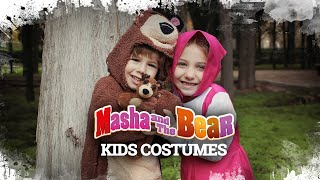 MASHA AND THE BEAR © Official licensed Costumes by Funidelia Video