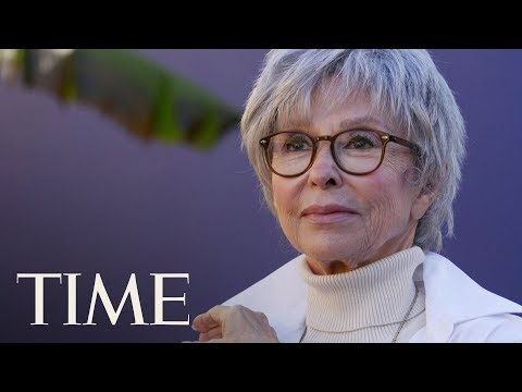 Rita Moreno Opens Up About Being The First Latina Woman To Win An Emmy, Grammy, Oscar & Tony  TIME