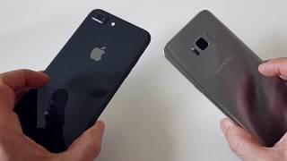 Galaxy S8 Plus x iPhone 8 Plus: Qual é o melhor celular para você?