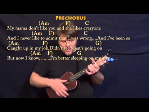 Ukulele ukulele chords for love yourself : Love Yourself (Justin Bieber) Ukulele Cover Lesson in C with ...