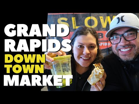 Grand Rapids Downtown Market | MICHIGAN FOOD & TRAVEL