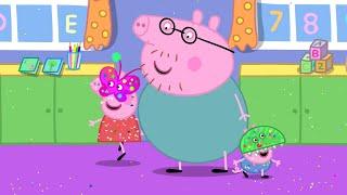 Peppa Pig Full Episodes - Masks - Cartoons for Children