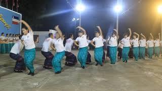 SEh ManeLa Don Dance Group(ဆု္အဲမိင္လ တံု.ကုံရြာဲ) Second prize winner