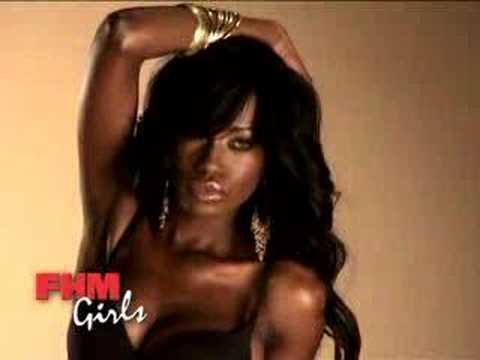 FHM 150th Issue: FHM Classic Babe Joelle Kayembe