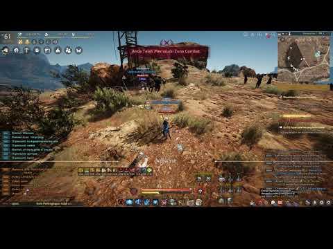 Black Desert Online (SEA) - Cheater Script Auto Kill Monster