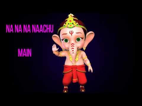 AA AA Aaya Dekho Aaya Bappa Morya || ABCD || Song || Kishan ||