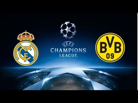 Real Madrid Vs Borussia Dortmund Hd Live Stream Youtube