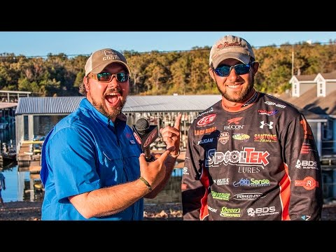 Costa FLW Series Championship | Shallow Bite Leads the Way