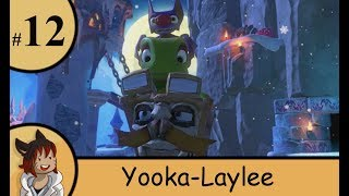 Yooka Laylee part 12 another ride with kartkos