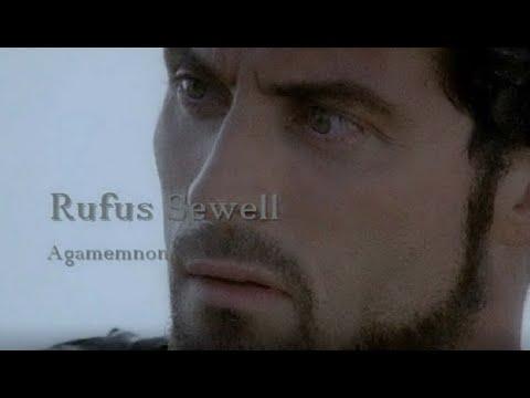 Rufus Sewell in Helen of Troy, 2003
