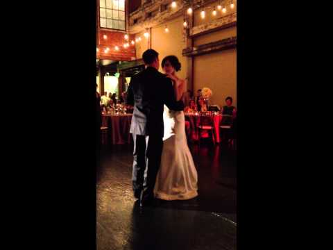 First Dance This Years Love By David Gray