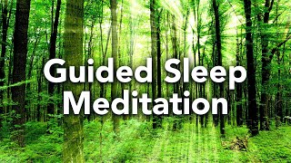 Guided Sleep Meditation, Guidance & Support Sleep Meditation to Connect to Higher Self