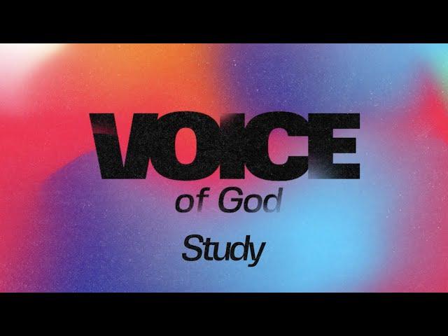 Voice of God: Study
