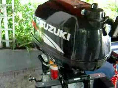 Sportek km330 inflatable boat with suzuki outboard for Suzuki 2 5 hp motor