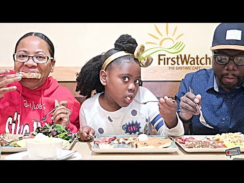 First Watch Breakfast | Come Eat Breakfast With Us