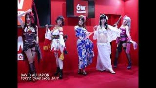 [Nyûsu Show] Le Tokyo Game Show 2017 (Partie 3)