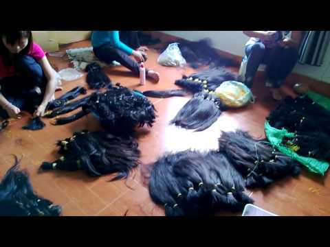 Top Real Human Hair Vendor - Unihairvn.com