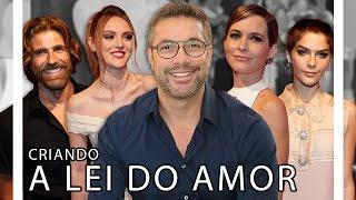 ISABELLE DRUMMOND, CLÁUDIA ABREU E A LEI DO AMOR | TORQUATTO TV